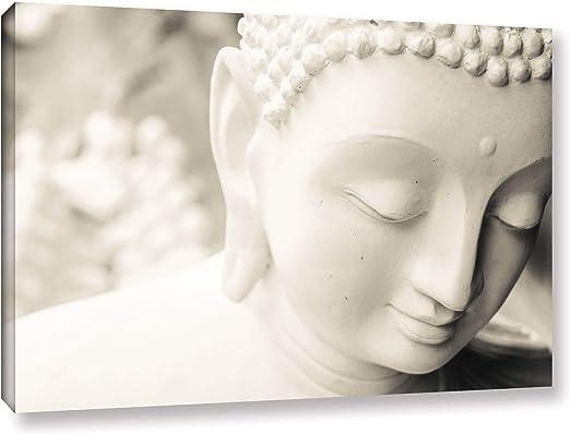 Leinwandbild Buddha VI