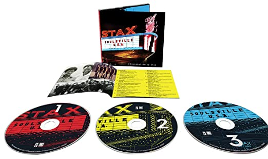 Soulsville U.S.A.: A Celebration Of Stax [3 CD]
