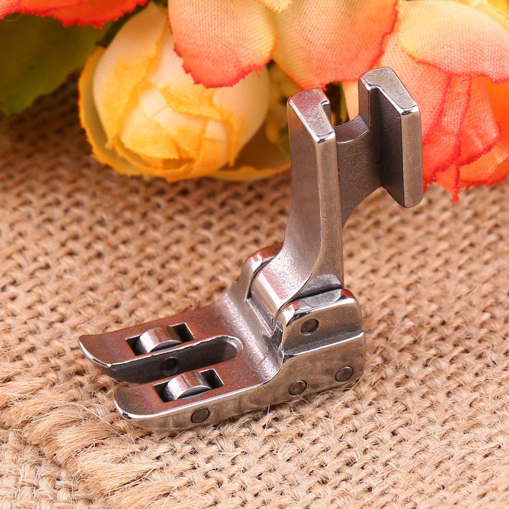 Rodillo prensatelas, Industrial Multi Función Quilting alimentación pie prensatelas para máquina de coser DIY herramienta de coser accesorios: Amazon.es: ...