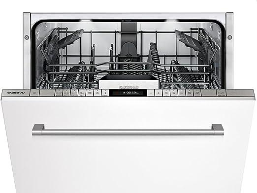 Gaggenau DF260163 lavavajilla Totalmente integrado 12 cubiertos A ...