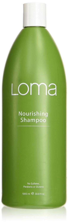 Loma Nourishing Shampoo 33.8-Ounce/1000 ml LNS33