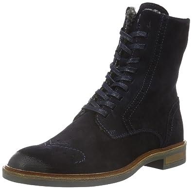 Marc O Polo Damen 60913516302300 Bootie Chukka Boots, Blau (Navy 890), 44192e7dc6