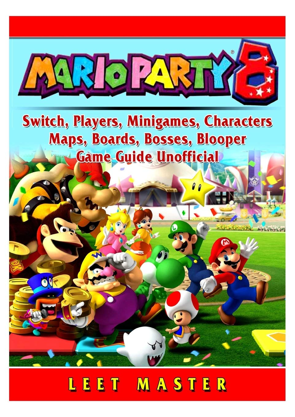 Super Mario Party 8, Switch, Players, Minigames, Characters, Maps ...