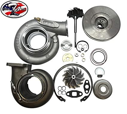 Holset HX 67mm Upgrade You Build Complete Turbo Kit