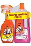Mr Muscle Mutfak Limon Ve Yüzey Floral, 1Lt, Pro