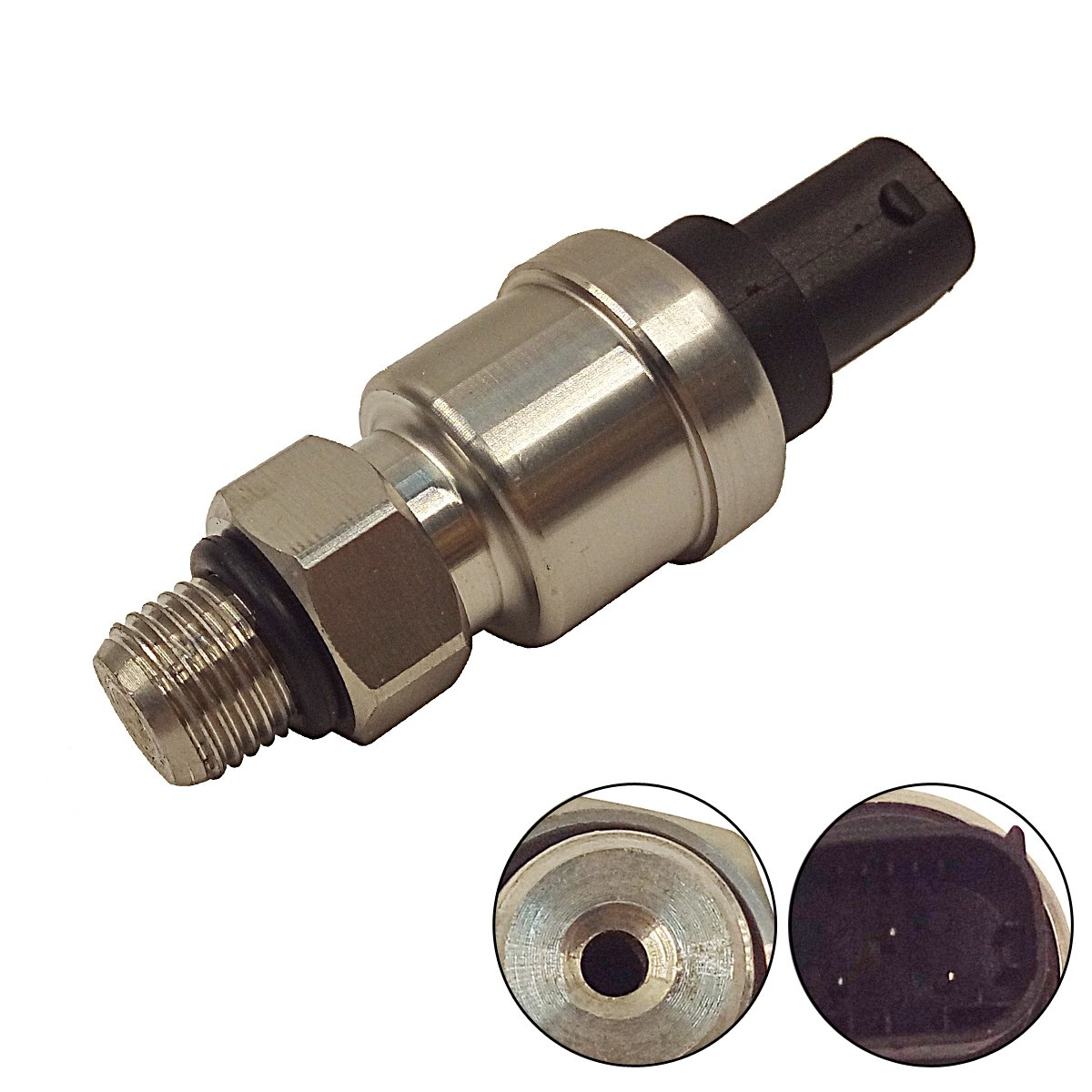 ROHOPE Pressure Sensor LC52S00019P1 for Kobelco SK170-8 SK210-8 SK210LC-8 SK350-8 Pressure Switch Parts