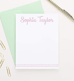 da5b2ce1c4d71 Amazon.com : Unicorn Notepad, Unicorn Stationery Set for Girls ...