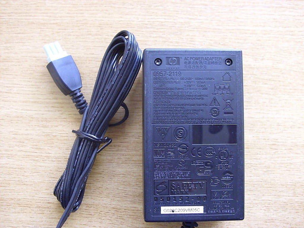 HP 0957-2119 Deskjet Impresora Fuente De Alimentación Adaptador De ...