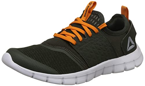 380f6ce8668a Reebok Men s Hurtle Walk Lp Dark Cypress Gravel Nacho Running Shoes-10 UK