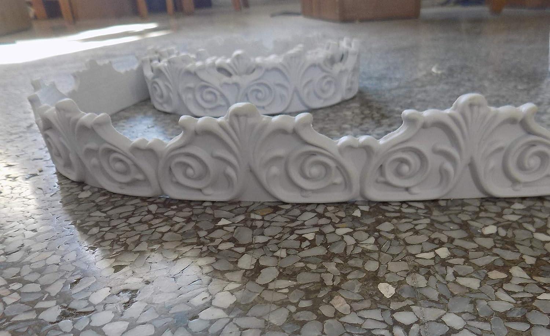 Amazon.com: Zhangbl - Molduras flexibles para modelar la ...