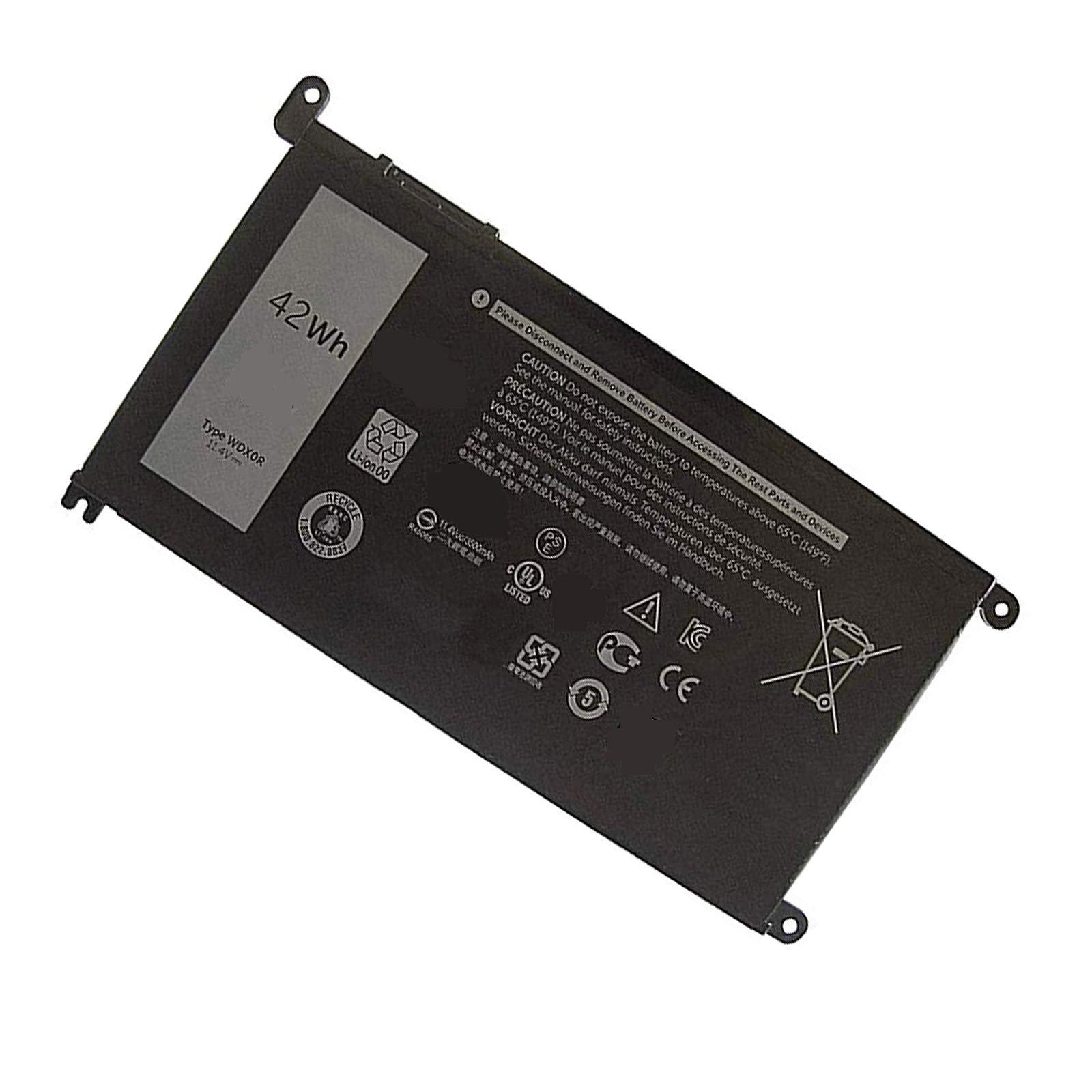 Bateria 42wh Wdx0r Wdxor Dell Inspiron 15 5568 7560 5567/13