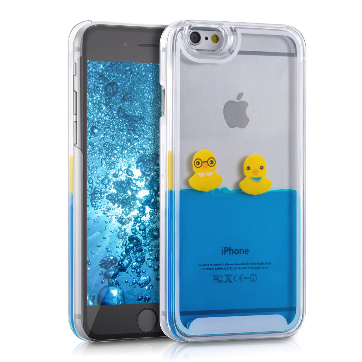 custodia iphone 6 acqua