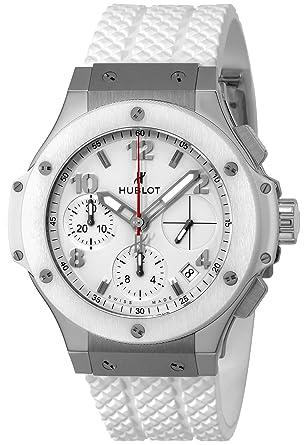 more photos 30784 89c37 Amazon | [ウブロ]HUBLOT 腕時計 ビッグバンサンモリッツ ...