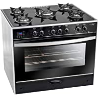 Unionaire I-Chef 5 Burners Gas Cooker