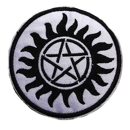 Amazon Supernatural Anti Possession Symbol 3 Diameter