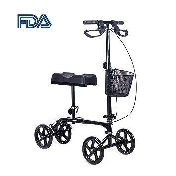 Amazon.com: co-z Dirigible plegable andador de rodilla Rover ...