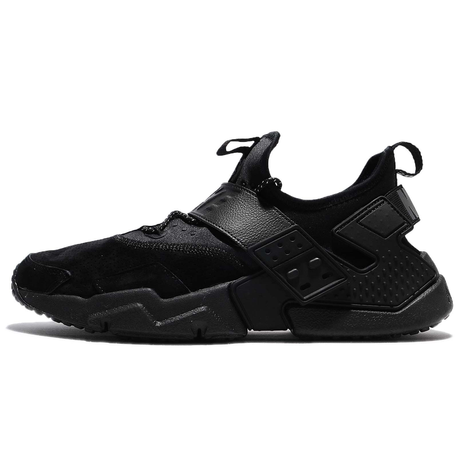 detailed look de4c7 ae824 Galleon - Nike Air Huarache Drift Premium Men s Shoes Black Anthracite  Ah7335-001 (7.5 D(M) US)