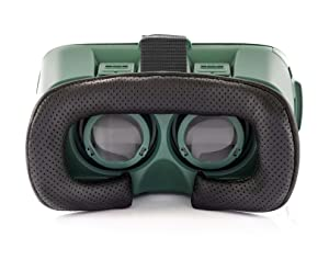 VRSE Jurassic World Virtual Reality Set (Color: Green)