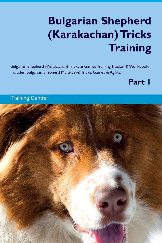 Read Online Bulgarian Shepherd (Karakachan) Tricks Training Bulgarian Shepherd (Karakachan) Tricks & Games Training Tracker & Workbook.  Includes: Bulgarian Shepherd Multi-Level Tricks, Games & Agility. Part 1 PDF