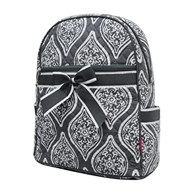 NGIL Marquise in Bloom Quilted Backpack