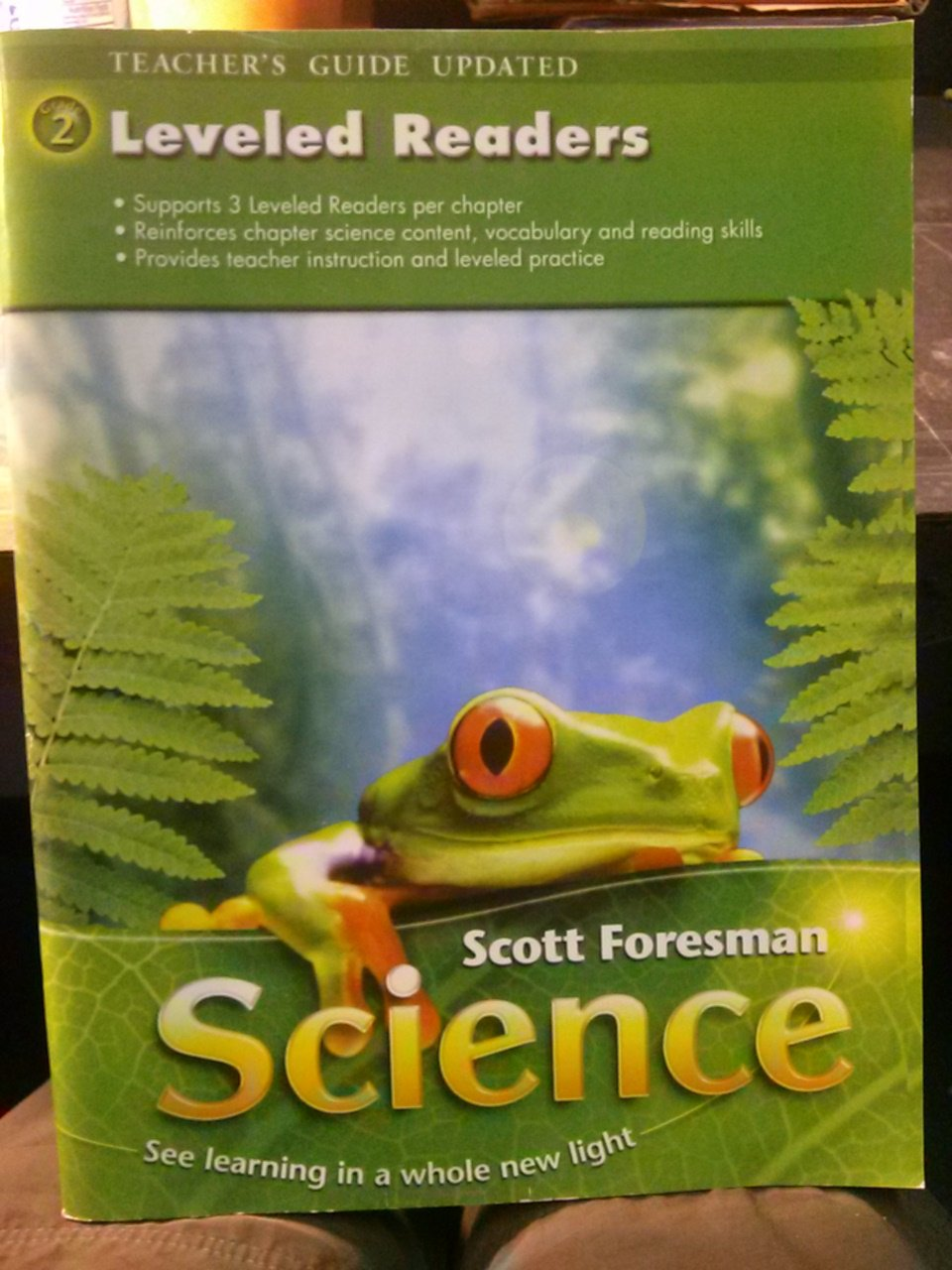 Scott Foresman Leveled Readers Teacher's Guide Updated Grade 2 (Science):  Pearson Education, Scott Foresman: 9780328343478: Amazon.com: Books