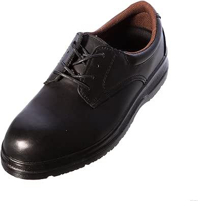 Cuero Hombre Composite No Metal Grafters Uniforme Zapatos de Trabajo