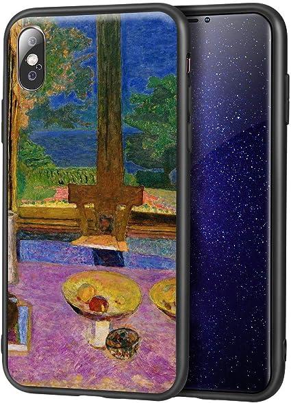 Amazon.com: Pierre Bonnard for iPhone X/iPhone Xs Fine Art