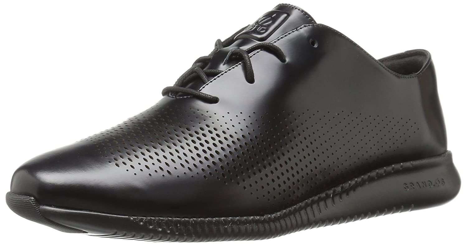 Cole Haan Women's 2.Zerogrand Laser Wing Oxford B06Y1LFJLF 6.5 C US|Black Leather