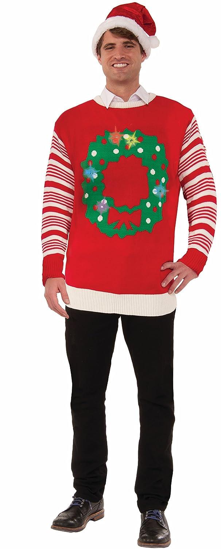 Forum Novelties Light-Up Ugly Christmas Sweater Forum Novelties Costumes 75849-P