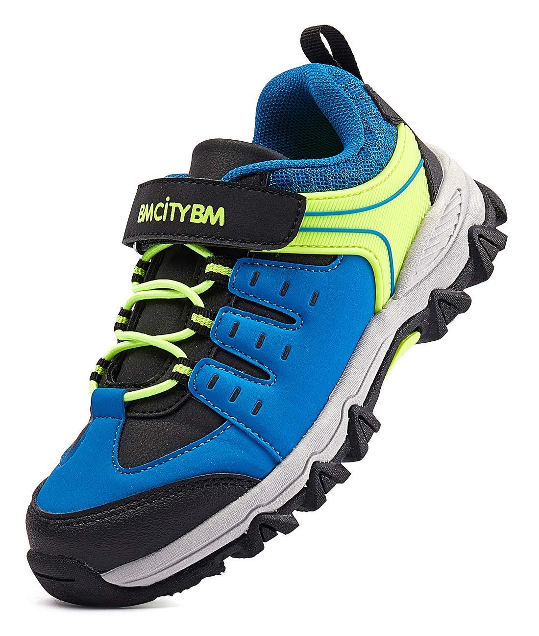 Simasoo Kids Sports Shoes Girls Comfortable Lightweight Breathable Running Sneakers Black Pink 5 M US Big Kid