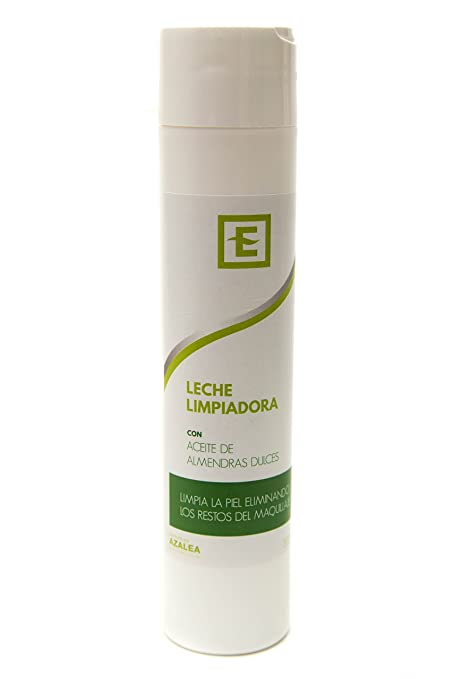 Leche Limpiadora con Aceite de Almendras Dulces 300ml