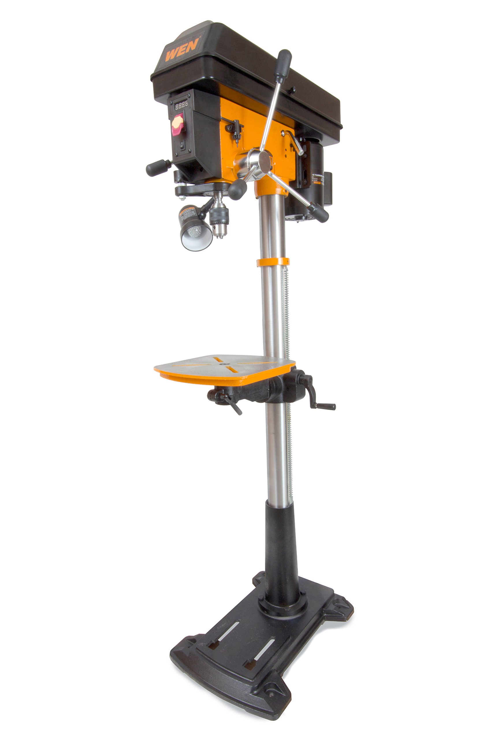 WEN 4225 8.6-Amp Variable Speed Floor Standing Drill Press, 15-Inch by WEN (Image #2)