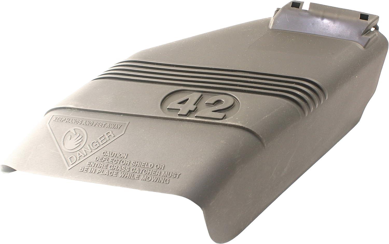 Amazon.com: Husqvarna 532130968 chapeadora Shield Deflector ...