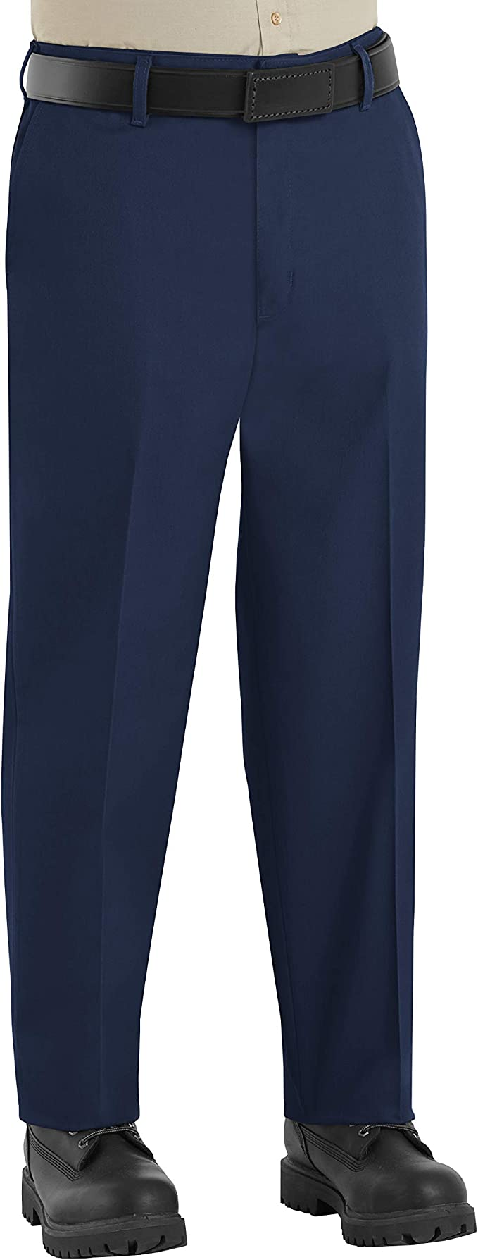 Red Kap Men S Elastic Insert Work Pant Clothing Amazon Com
