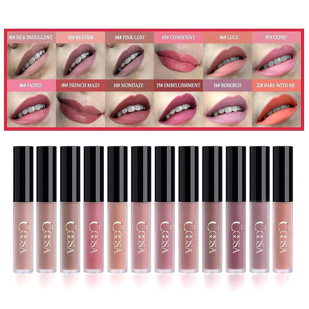 HANDAIYAN Brand Professional Lips Makeup Waterproof Long
