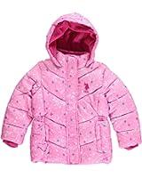 """U.S. Polo Assn. Little Girls' Toddler """"Starlight"""" Insulated Jacket"""