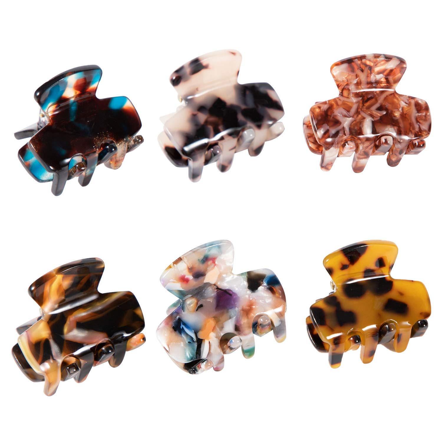 Big Tortoise Hair Claw Cellulose Acetate Girlish Hair Clip,Hollow Hair Claw Clips Hair Clamp For Girl Hair Claw Clip,gifts for girls