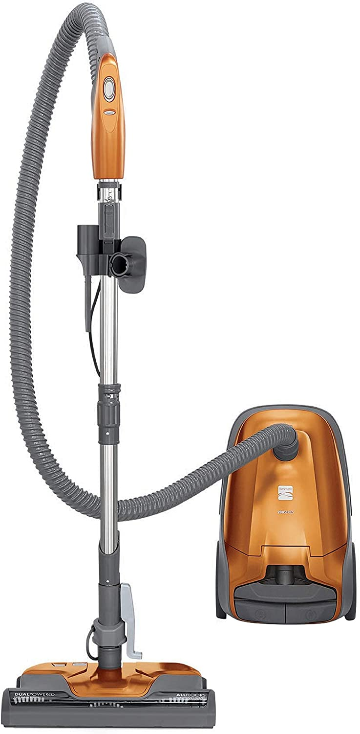 Kenmore 81214 200 Series Canister Vacuum Cleaner