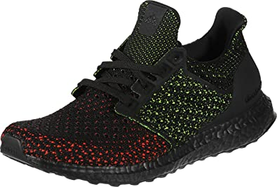 80475a9bbf9f9 adidas Ultra Boost Clima Core Black Solar Red AQ0482 (4.5)