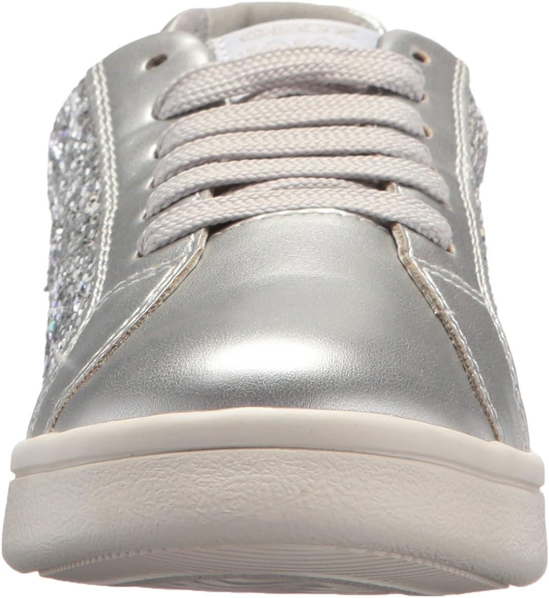 Geox M/ädchen J Djrock  D Low-top Sneaker
