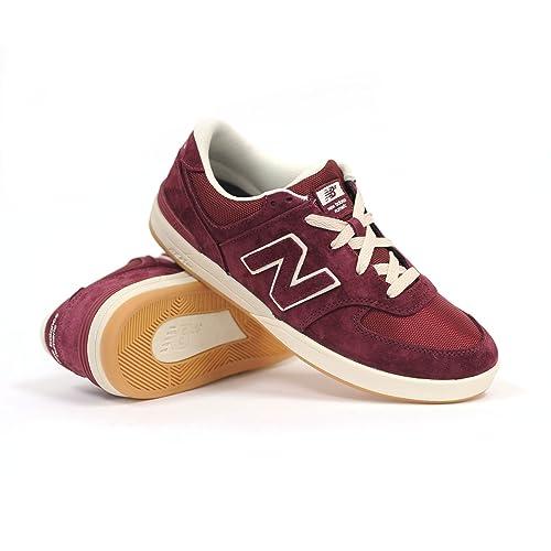 New Balance numerische Logan S636 Rote Schuhe
