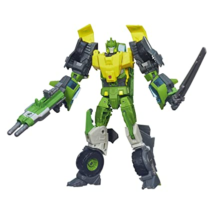 Amazon Com Transformers Generations Voyager Class Autobot Springer