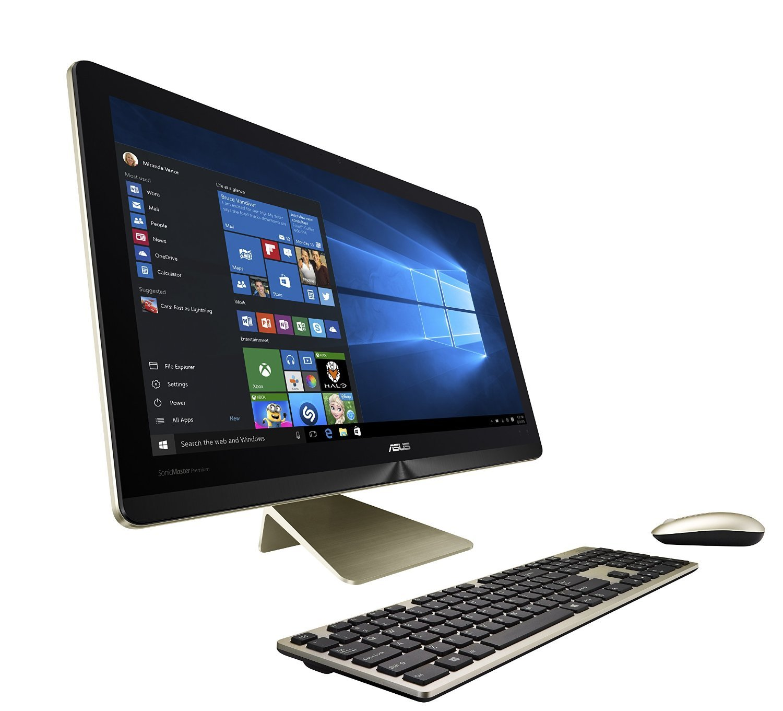 ASUS Zen Z240 23.8'' TOUCH Desktop 2TB HD 16GB RAM (Intel Core i7-6700K processor - 4.00GHz TURBO to 4.20GHz, 16 GB RAM, 2 TB hard drive, 23.8'' TOUCHSCREEN Full HD, Win 10) PC AiO Computer All-in-One