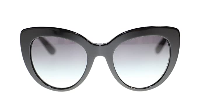 Amazon.com: Dolce Gabbana Mujer Cateye anteojos De Sol ...