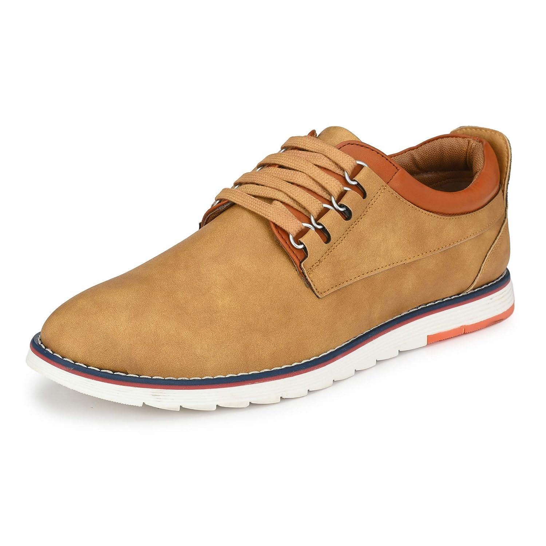 Sneakers for Men cream color