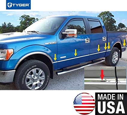 Amazon Com Made In Usa Works With 09 14 Ford F150 Platinum Crew