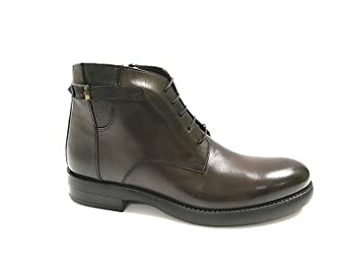NL NEULEISS stylishe Echt-Leder Herren-Schuhe Dunkel-Braun - Hochwertige  Business- 8fb64ce37c