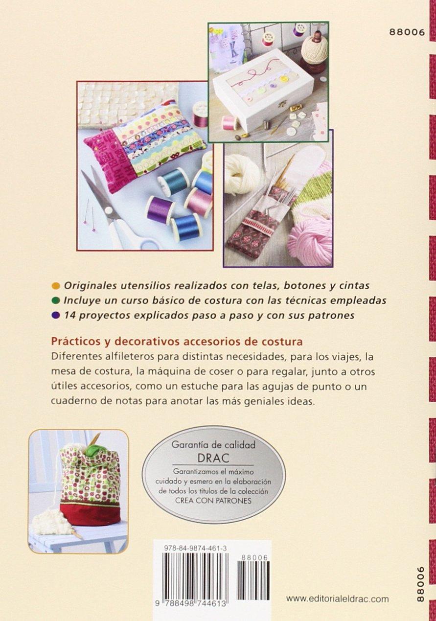 Alfileteros De Tela Y Otros Accesorios De Costura - Número 6 Crea ...