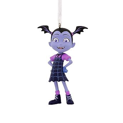 Amazon Com Hallmark Christmas Ornament Disney Junior Vampirina
