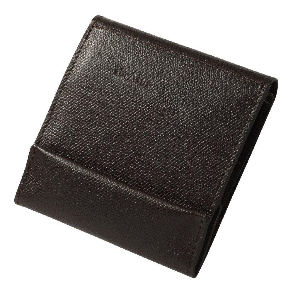 薄い財布 abrAsus(アブラサス) B0062EZYI6 チョコ チョコ -